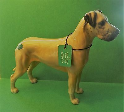 Large Great Dane Figurine By Beswick Pottery England