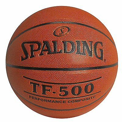 Spalding TF-500 Indoor Outdoor Basketball, 29.5-Inch