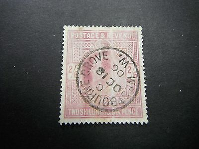 GB 1902 Scott 139 Used Nice Westbourne Grove SON - Read Description