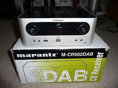 MARANTZ M-CR 502 DAB CD  player