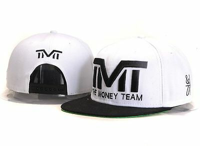 TMT Floyd Mayweather Money Snapback - White