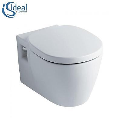 Ideal Standard E791701 Concept Slow Close Toilet Seat & Cover