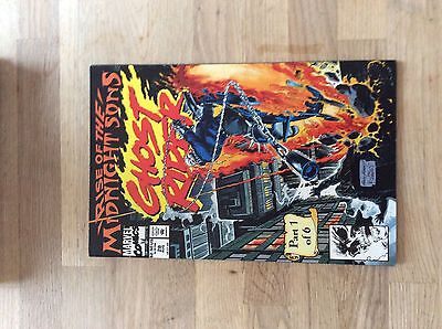 Ghost Rider Rise of The Midnight Sons