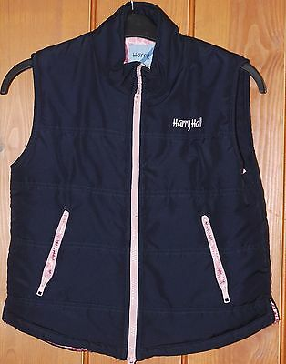 Harry Hall, Girls, Padded Body Warmer, Gilet, 6-7 years