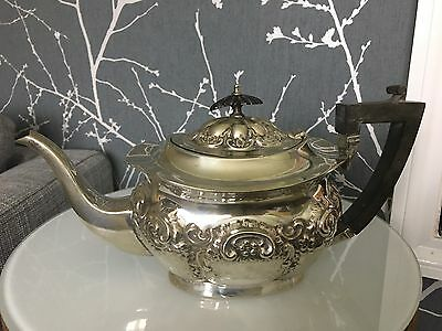 Vintage Silver Plated Epns Teapot