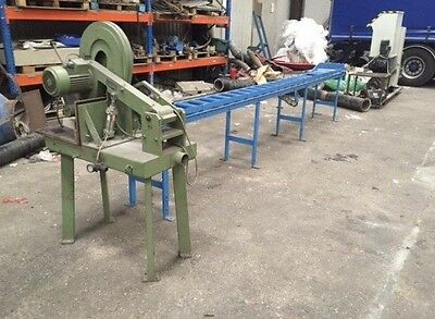 Heavy Duty Saw And Roller Table