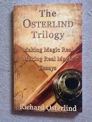 The Richard Osterlind Trilogy Book - 3 Mentalism Classics In One Book