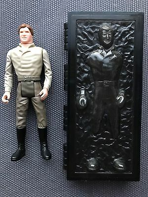 Han Solo (in Carbonite Chamber) Vintage Star Wars POTF Action Figure (1984)