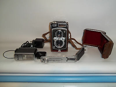 Yashica Mat Lm Camera Plus Accessories