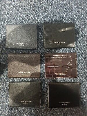Aspinal of London ID & Travel Card Cases