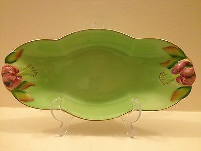 Royal Winton Vintage Tiger Lily Art Deco Plate 1920 - 1930's