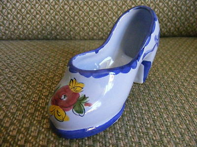 Ornament - decorative Ceramic Ladies Shoe