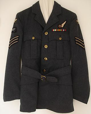 WW2 RAF Royal Air Force Sergeants Signallers Airman's jacket, 1942 dated