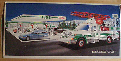 Hess Rescue Truck 1994 - still in box - never opened