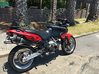 2000 Other Makes Gran Canyon  2000 Cagiva Gran Canyon 900 w/ side and top hard cases