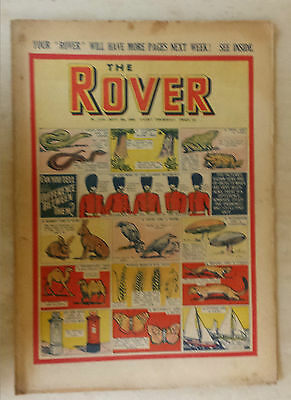 Comic- THE ROVER, NO 1315, 9th September 1950