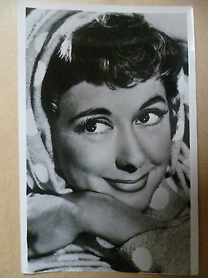 Vintage Photograph: LORRAE DESMOND with Hand Signature (Real)