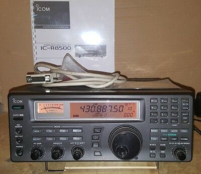 Icom IC-R8500 Communications Receiver