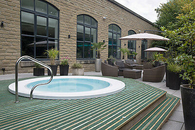 Luxury One Night Break for Two at Titanic Spa Huddersfield