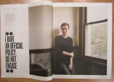 Veronica Roth -The New Review – 5 January 2014