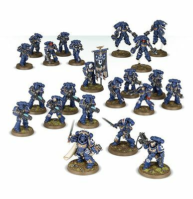 Dark Imperium Primaris Space Marine Warhammer 40k 8th Edition