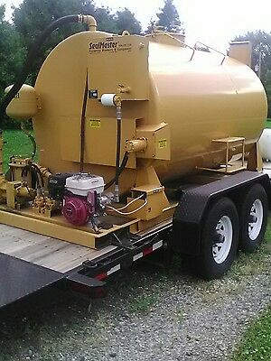 sealmaster  oil distributor 1500 gallons..nice unit..MUST SELL QUICKLY