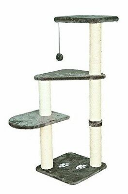 Cat Tree Trixie Pet Products Altea Cat Tree Scratcher Play House Condo Gray