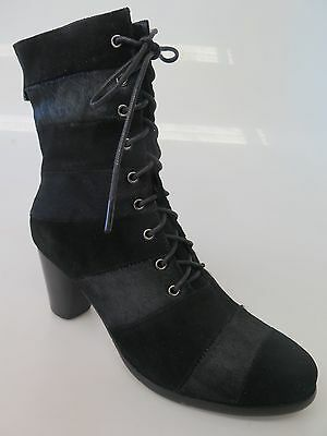 CLEARANCE - Django & Juliette - new ladies leather ankle boot size 37