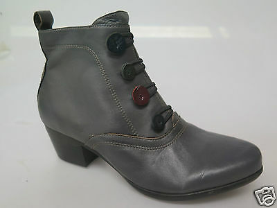 Sale price - Gamins - new ladies leather ankle boot size 37 #85