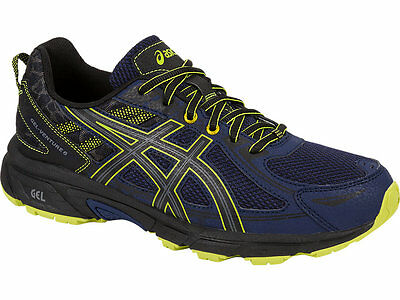 New Release Asics Gel Venture 6 Mens Trail Runners (D) (4990)