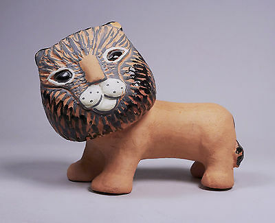 Sweden Swedish Ceramic Lion