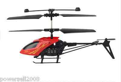Mini Red Length 15.5CM Infrared  Remote Control Plane Helicopter Model Toys