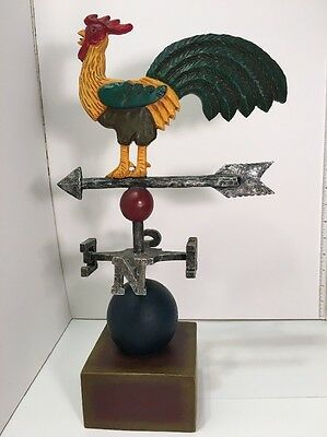 David Frykman AS THE WIND BLOWS DF5019 Rooster Country Kitchen Weather Vane #715