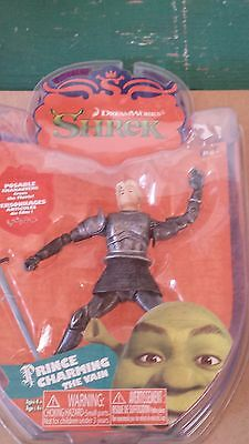 Dreamworks Shrek: Prince Charming the Vain -Boxed- Collectable Figurine