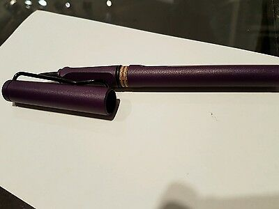 Lamy Safari 2016 Special Edition Dark Lilac fp choice of nib + converter