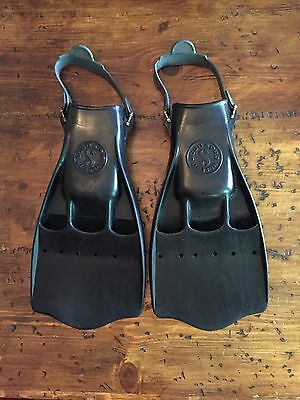 Scuba Pro Jet Fin  Heel Strap Large for Diving or Snorkeling Military Favorite
