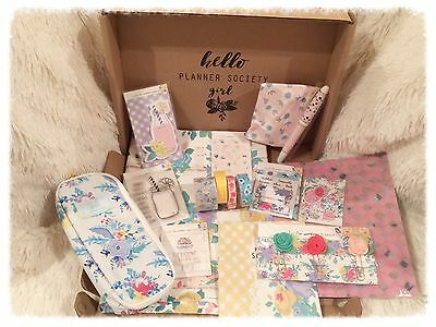 The Planner Society June Kit and Washi Kit