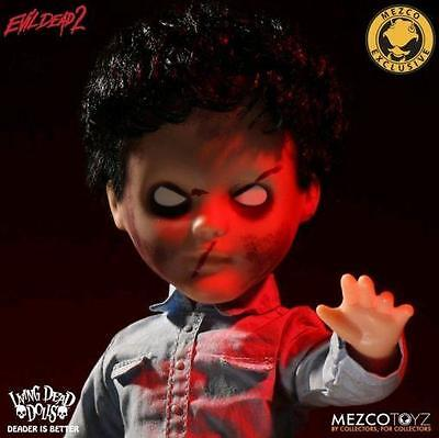 Living Dead Dolls Evil Dead 2 Deadite Ash Exclusive
