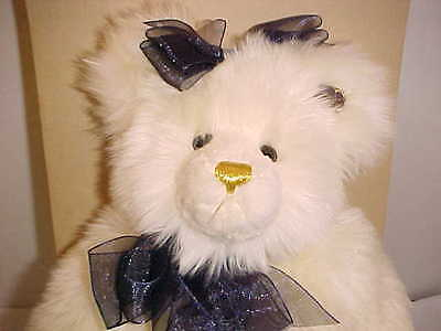 ANNETTE FUNICELLO BEAR / SHINING STAR / NRFB / SANDRA PAYNE / #371 of 4000 / QVC