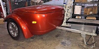 2001 Plymouth Prowler  Plymouth Prowler Original Trailer in great conditions