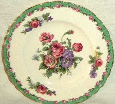 Clarice Cliff Bread & Butter Plate Nancy Pattern Royal Staffordshire England