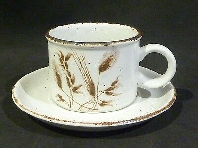 Midwinter STONEHENGE WILD OATS  CUP & SAUCER
