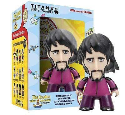 The Beatles Sgt Peppers Lonely Hearts Club Band George Harrison Titans Figure