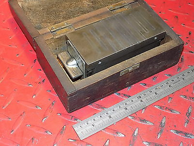 "Engineers Eclipse Magnetic Chuck 5"" X 2"" Milling Lathe Drill"
