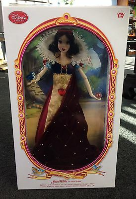 """Disney Limited Edition 17"""" Snow White Doll (1 of 5000)"""
