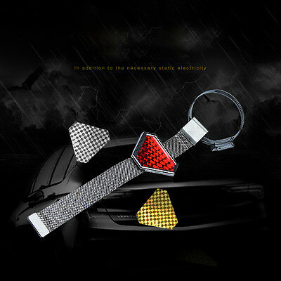 Technical Vehicle Car Anti Static Strap Earth Belt Ground Wire Safety Chain
