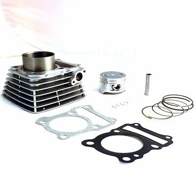 SUZUKI GS125 GN125 EN125 Big Bore Barrel Cylinder Piston Upgrade Kit 125cc-150cc