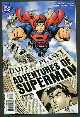 THE ADVENTURES OF SUPERMAN Nr. 599 - CASEY, AUCOIN