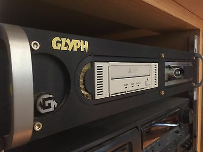 Glyph 2U Combo Rack with Removable Drive and AIT Tape Drive