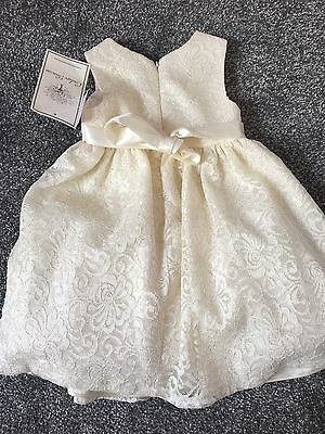 Couture princess flower girl dress age 2-3